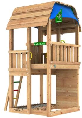 Lekplatsutrustning - Jungle Barn