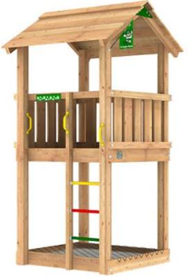 Lekplatsutrustning - Jungle Casa