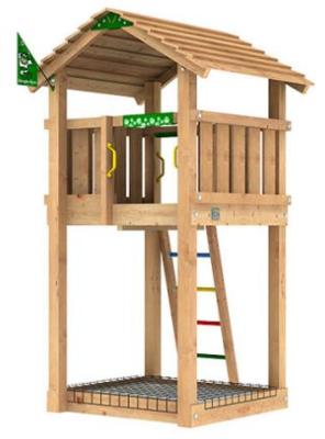 Lekutrustning - Jungle Cottage