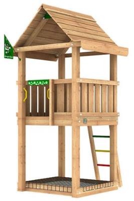 Lekplatsutrustning - Jungle House