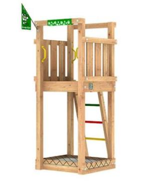 Lekställning - Jungle Tower