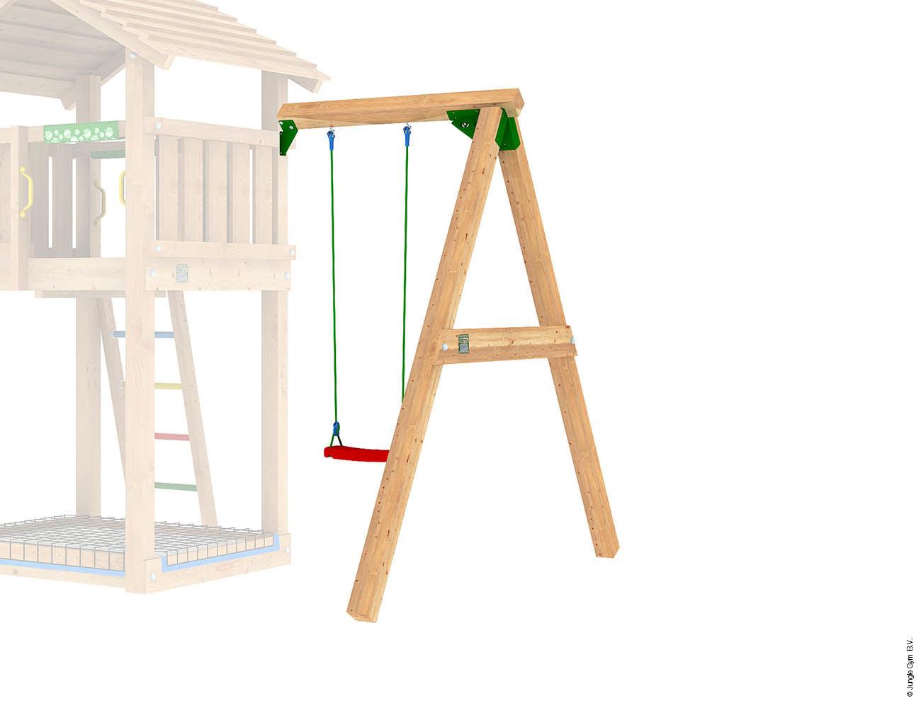Jungle Gym Module 1-Swing