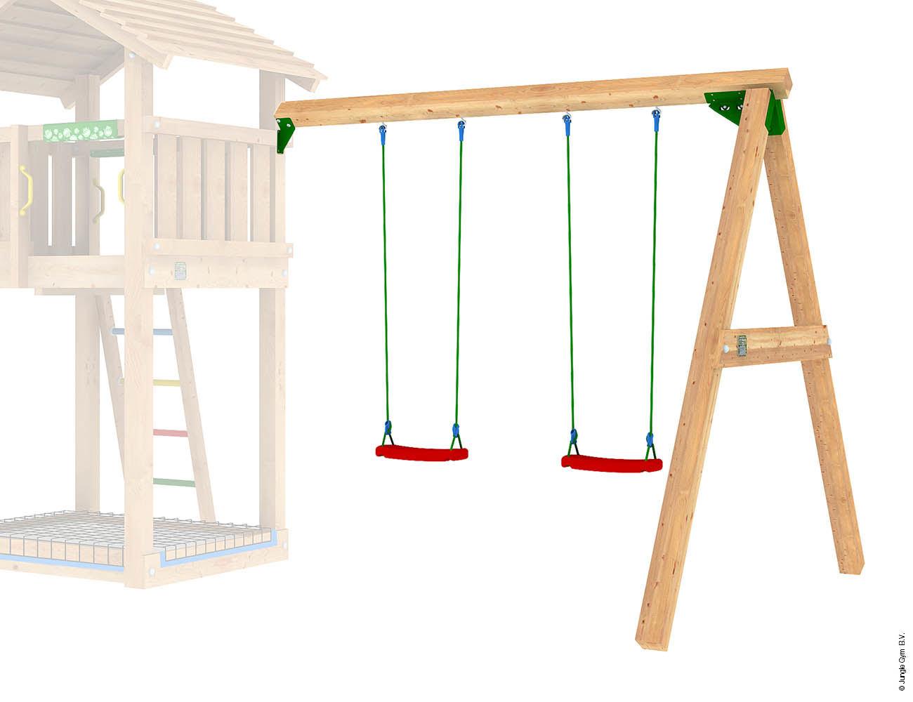 Jungle Gym Module 2-Swing