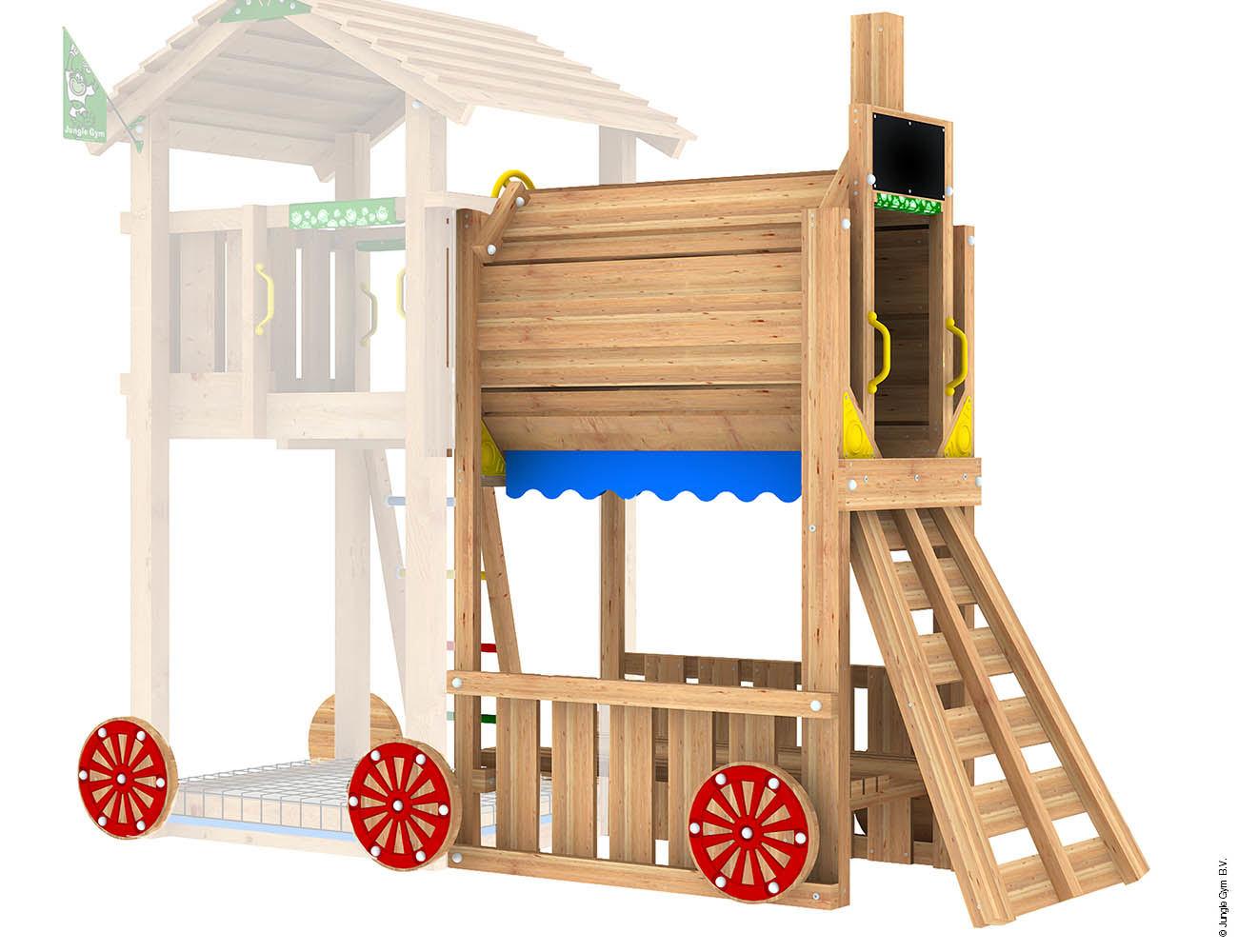 Jungle Gym Module Train