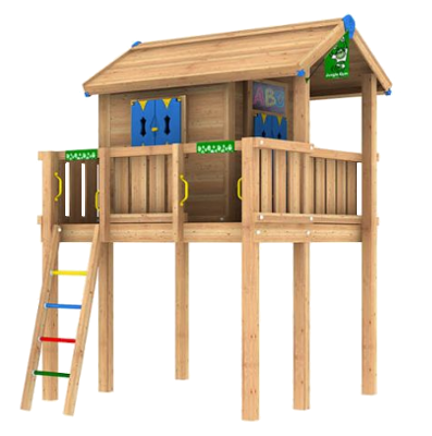 Lekstuga - Jungle Playhouse XL
