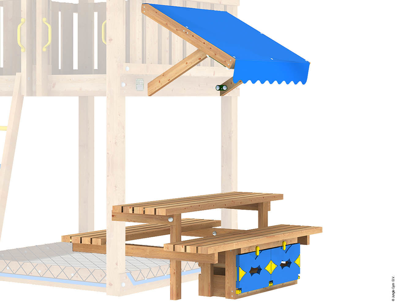 Jungle Gym Module Mini Picnic