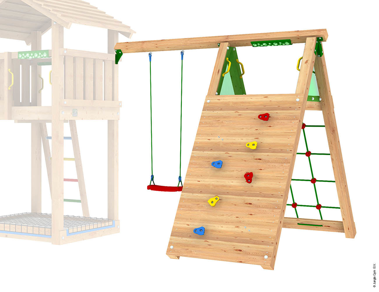 Jungle Gym Module Climb
